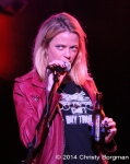 Jenny Johnson, Shooter Jennings BCR Night 3, Loaded Hollywood 2/19/14