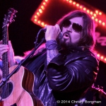 Billy Ray Cyrus, Shooter Jennings BCR Night 3, Loaded Hollywood 2/19/14