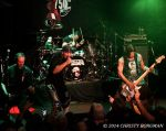 Infectious Grooves at the Whisky a Go Go 1/31/14
