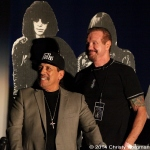 Danny Trejo and Dallas Page, 10th Annual Johnny Ramone Tribute
