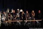 Rob Zombie, Danny Trejo, Dallas Page, Brian Posehn, Leslie Easterbrook,  Bill Moseley, Sheri Moon Zombie and Sid Haig at 10th Annual Johnny Ramone Tribute