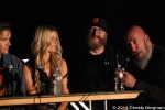 Bill Moseley, Sheri Moon Zombie, Brian Posehn and Sid Haig at 10th Annual Johnny Ramone Tribute