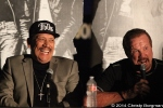 Danny Trejo and Dallas Page at 10th Annual Johnny Ramone Tribute