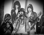 Linda Ramone and Rob Zombie at 10th Annual Johnny Ramone Tribute