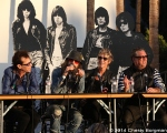 Slim Jim Phantom, Rob Zombie, Duff McKagan and Steve Jones at 10th Annual Johnny Ramone Tribute