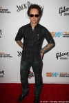 Billy Morrison attending the Jane's Addiction Honoree event 9/19/14 at the House of Blues in West Hollywood, CA