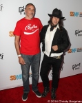 DJ Paul V and Casper Von DJ attending the Jane's Addiction Honoree event 9/19/14 at the House of Blues in West Hollywood, CA