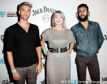 Queen Caveat attending the Jane's Addiction Honoree event 9/19/14 at the House of Blues in West Hollywood, CA