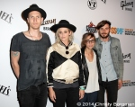 Dead Sara attending the Jane's Addiction Honoree event 9/19/14 at the House of Blues in West Hollywood, CA