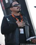 Emilio Rivera at Love Ride 31 for MDA. Castaic Lake, CA 10-25-14
