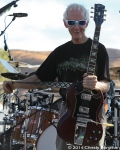 Robby Kreiger at Love Ride 31 for MDA. Castaic Lake, CA 10-25-14