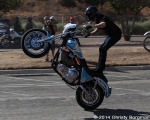 Unknown Industries at Love Ride 31 for MDA. Castaic Lake, CA 10-25-14