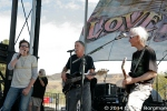 Robby Kreiger's Jam Kitchen at Love Ride 31 for MDA. Castaic Lake, CA 10-25-14