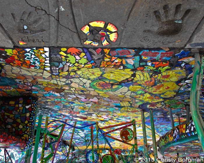 the mosaic tile house in venice ca - Mosaic Tile House 2015