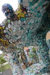 The Mosaic Tile House in Venice, CA