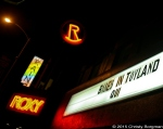 Babes in Toyland with Qui at the Roxy in West Hollywood, CA 2/12/15