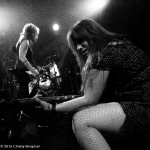 L7 at the Echo in LA on 5/28/2015