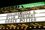 Grace Potter, Fonda Theatre, 8/14/2015