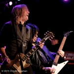 Tom Keifer at the Whisky in West Hollywood, 9/24/2015