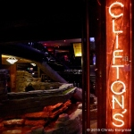 Clifton's Cafeteria, Los Angeles, CA