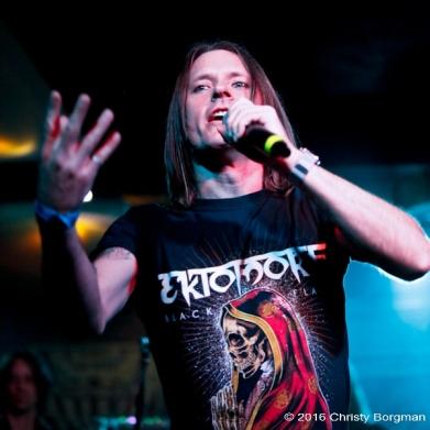 Patrick Stone, Ultimate Jam Night, 1/20/16