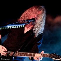 Megadeth, Hollywood Palladium, 2/28/2016