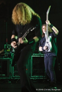 Megadeth, Hollywood Palladium, 2/28/2016