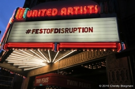 Festival of Disruption, Ace Theatre, Los Angeles, CA