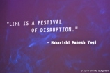 Festival of Disruption, Ace Theatre, Los Angeles, CA